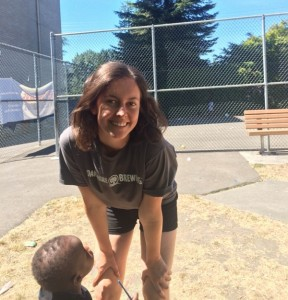 Day in the life of an AmeriCorps Summer Meals Intern