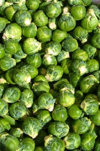A new take on Brussels sprouts
