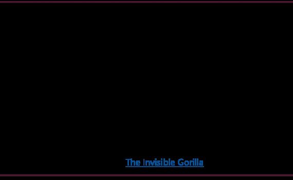 Invisible Goril quote