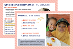 Report to the Community: HIP 2016-17 Annual Report
