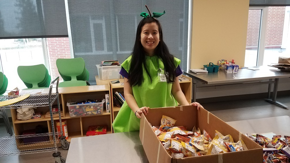 Thornton Creek Elementary partners with Hunger Intervention Program to help feed hungry students in the community