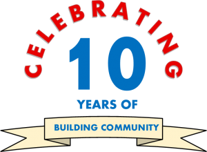 HIP celebrates ten years of serving and building community