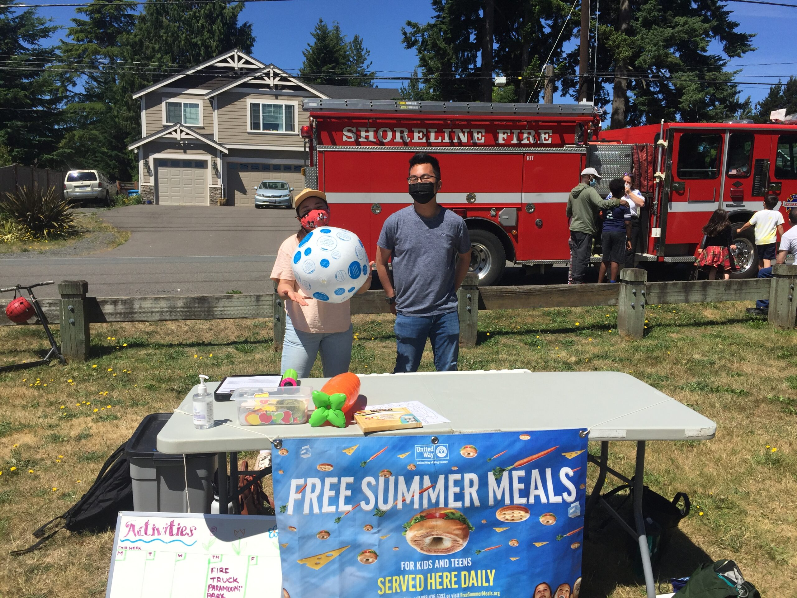 Summer of Food and Fun for Families