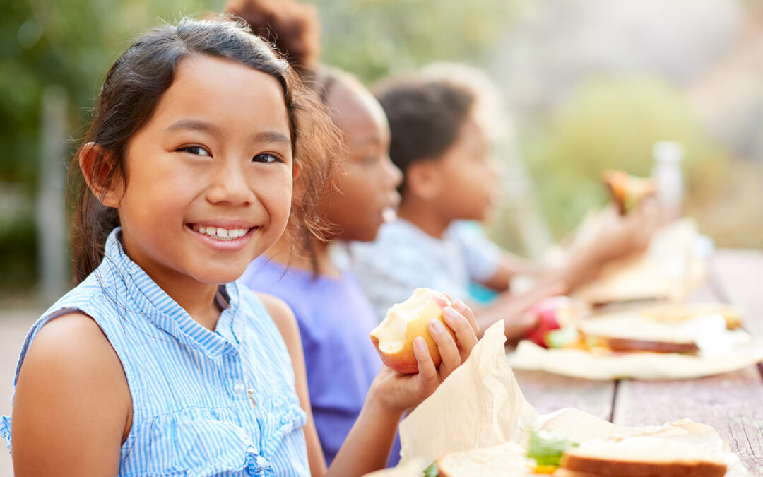 Help feed our kids through Nourishing Neighbors campaign