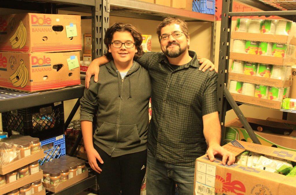 Volunteer Spotlight: Xander & Jonathan