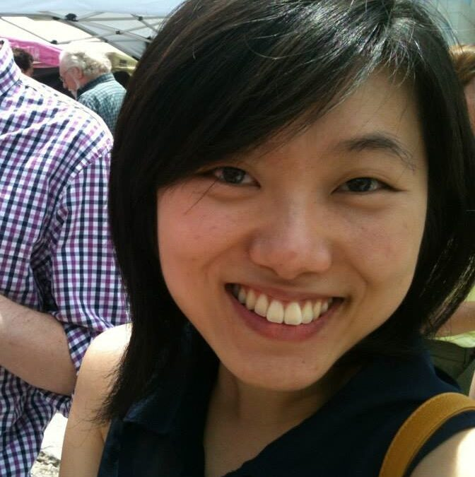 Introducing our new AmeriCorps member, Julia Yao!